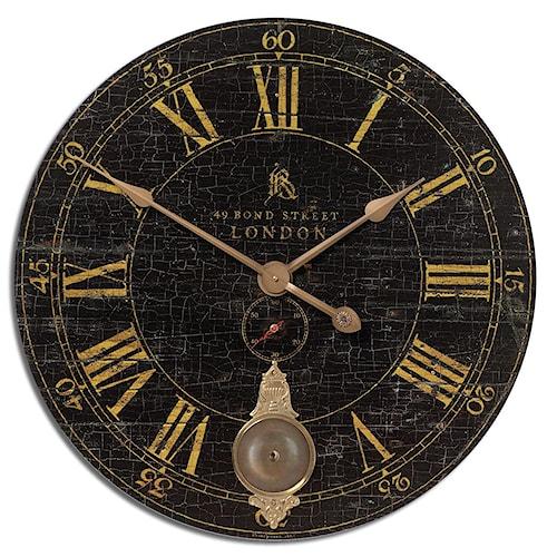 Uttermost Clocks Bond Street 30