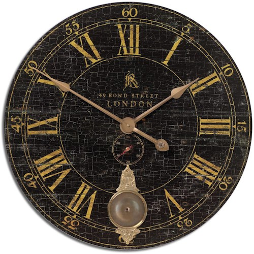 Uttermost Clocks Bond Street 30