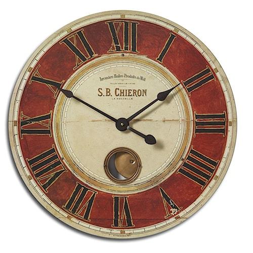 Uttermost Clocks S.B. Chieron 23