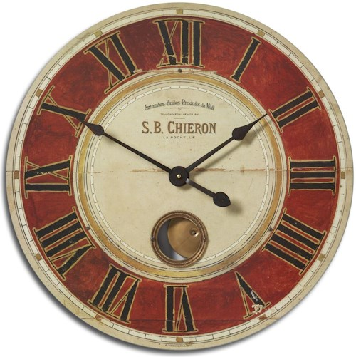 Uttermost Clocks S.B. Chieron 23