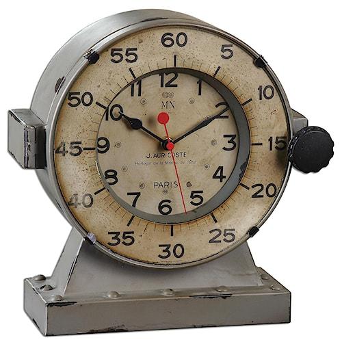 Uttermost Clocks Marine Table Clocks