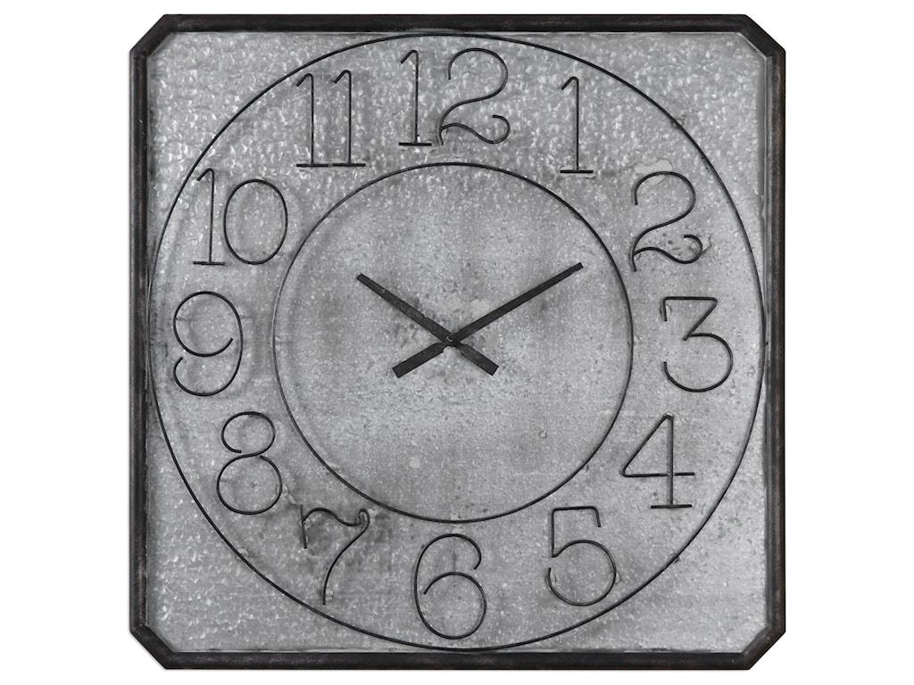 Uttermost ClocksDominic Clock