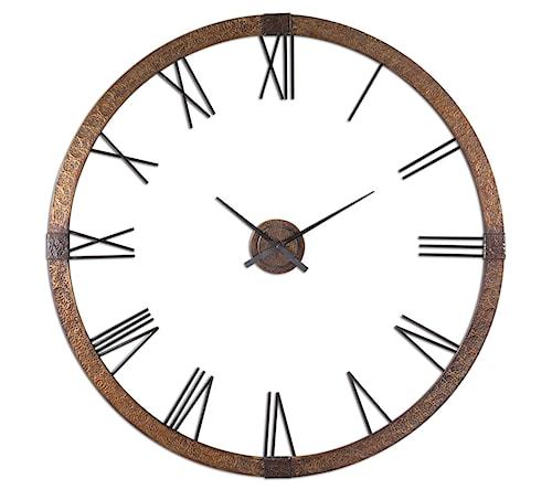 Uttermost Clocks Amarion Clock