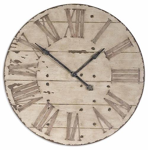 Uttermost Clocks Harrington Clock
