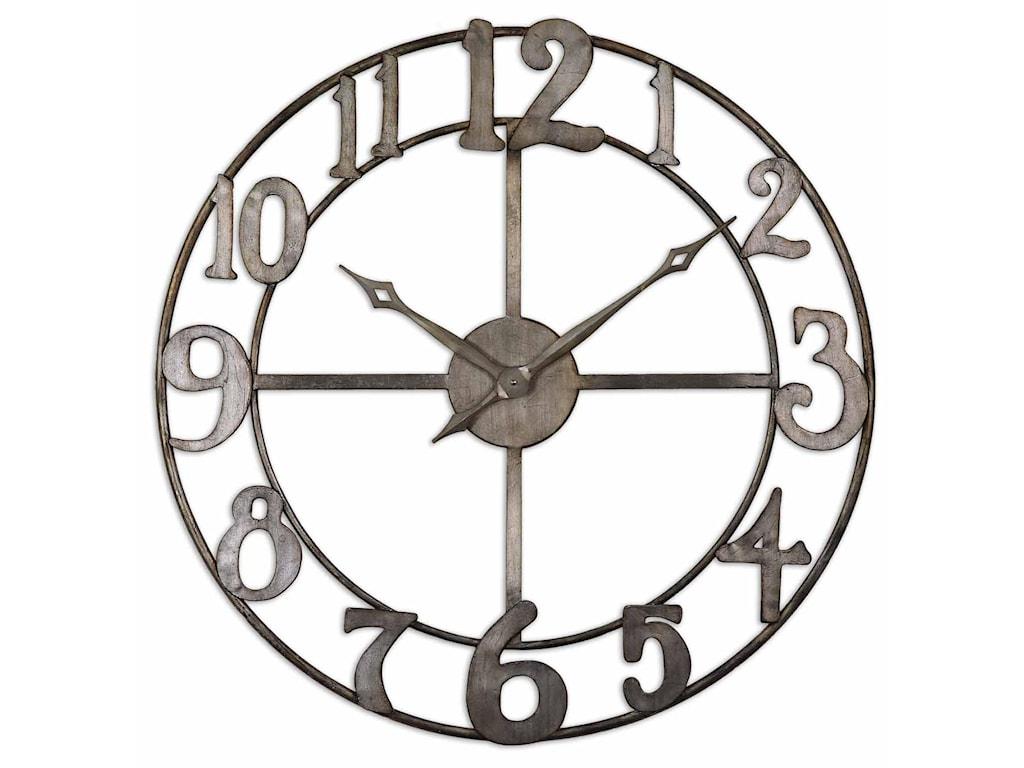 Uttermost ClocksDelevan Clock