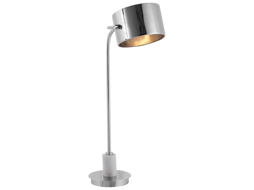 Uttermost Desk LampsMendel Contemporary Desk Lamp