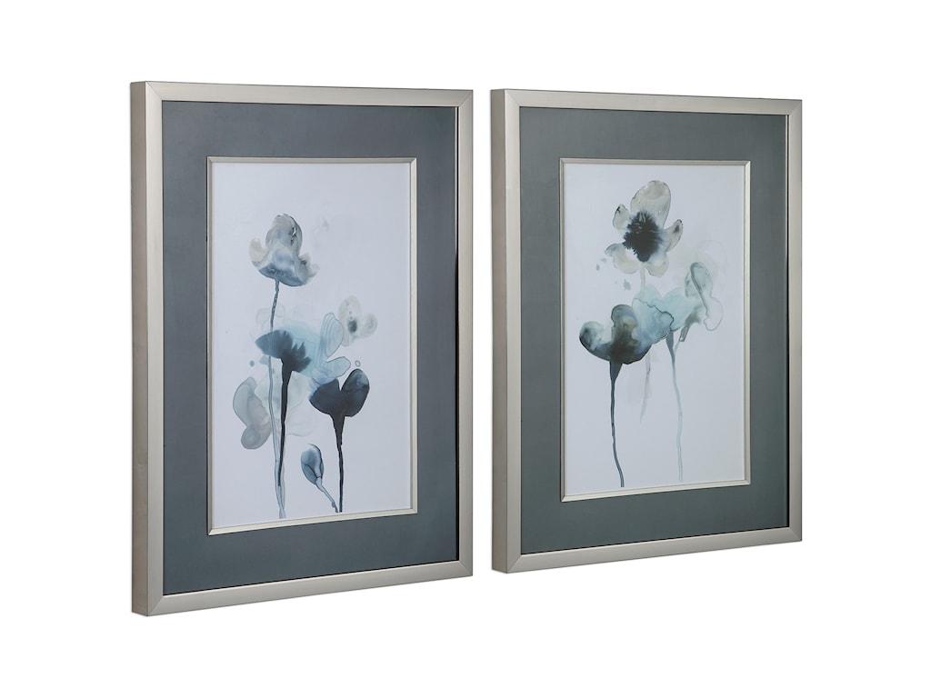 Uttermost Framed PrintsMidnight Blossoms Framed Prints