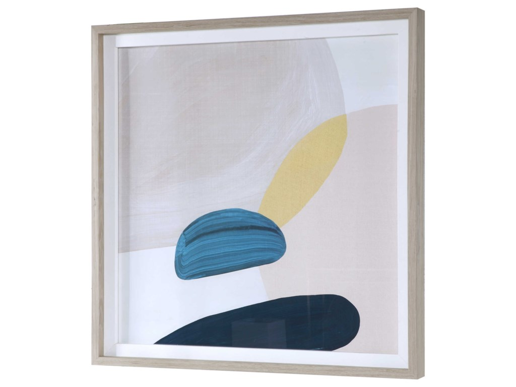 Uttermost Framed PrintsPink Pebbles I Framed Print