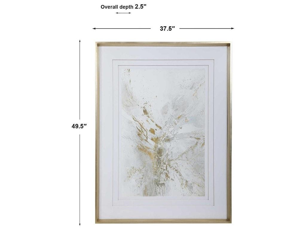 Uttermost Framed PrintsPathos Framed Abstract Print