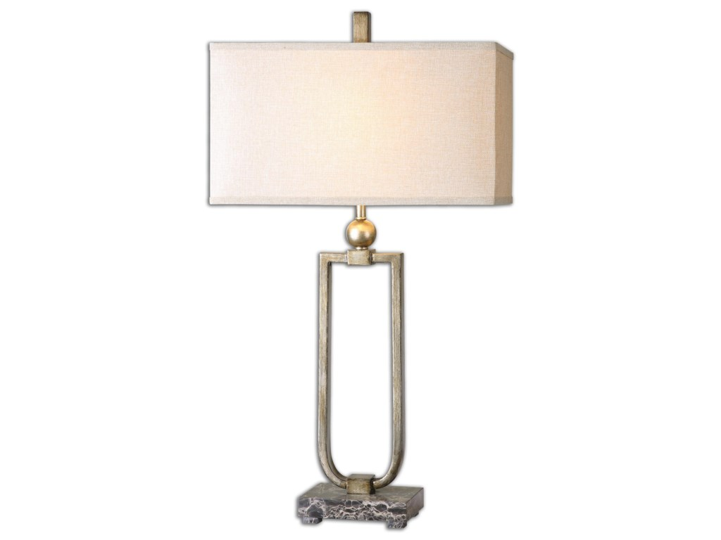 Uttermost Table LampsOsmund Metal Lamp