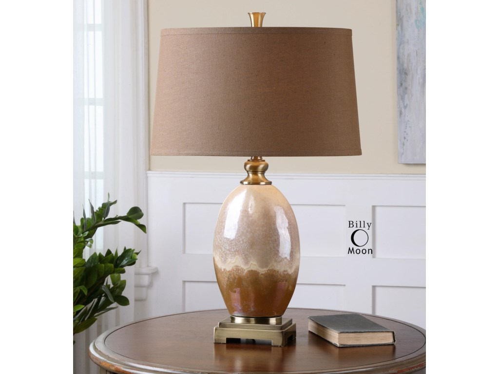 Uttermost Table LampsEadric Ceramic Table Lamp