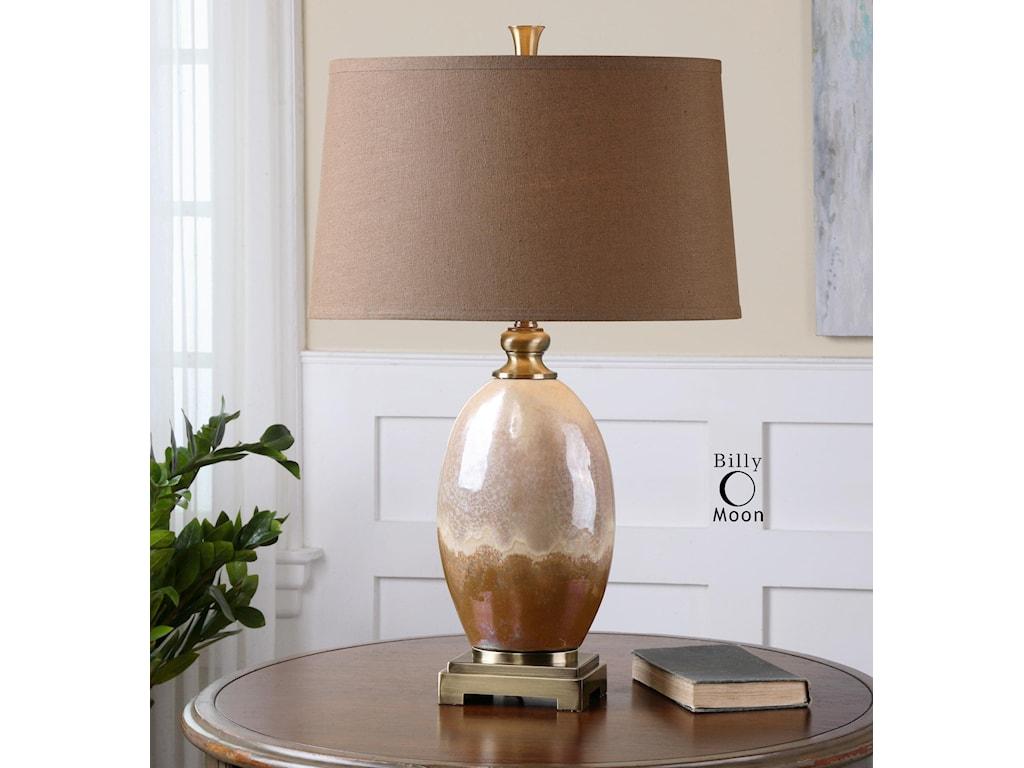 Uttermost Table LampsEadric Ceramic Table Lamp