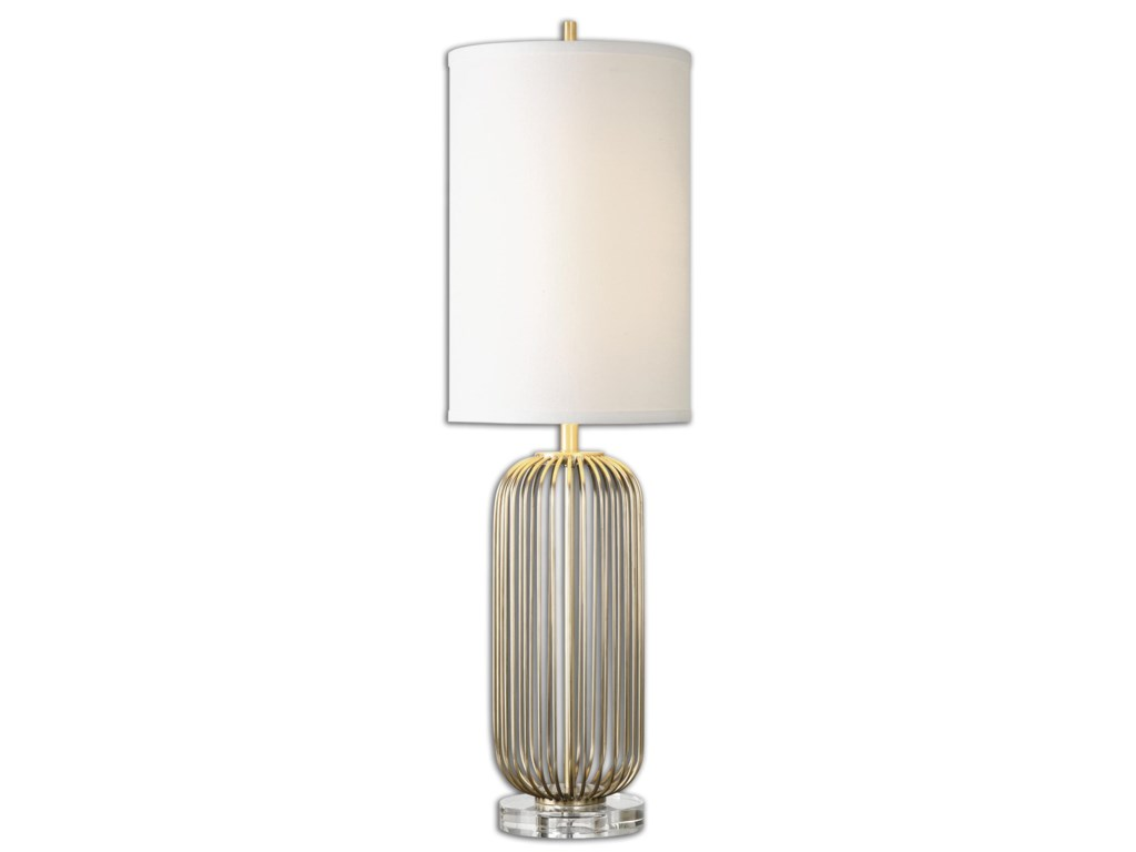 Uttermost Table LampsCesinali Gold Table Lamp