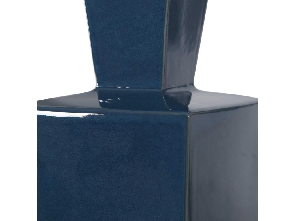 Uttermost Table LampsJorris Blue Table Lamp