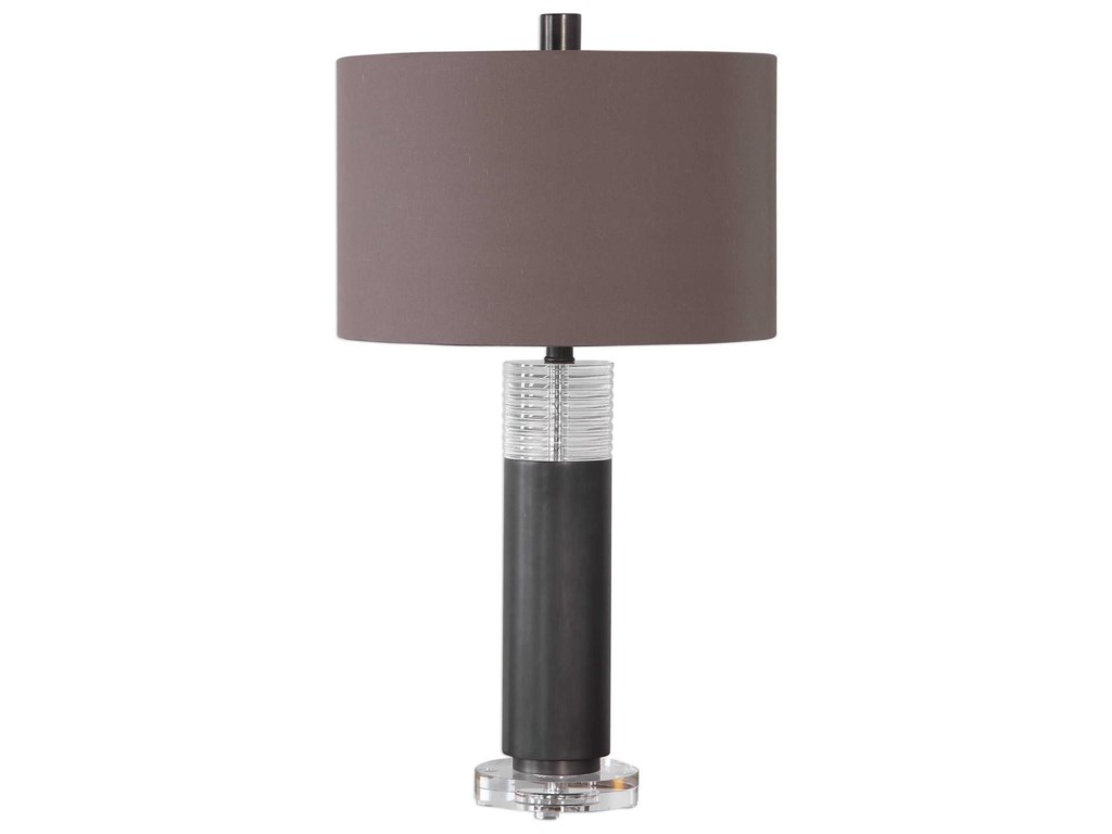 Uttermost Table LampsRyne Bronze Table Lamp