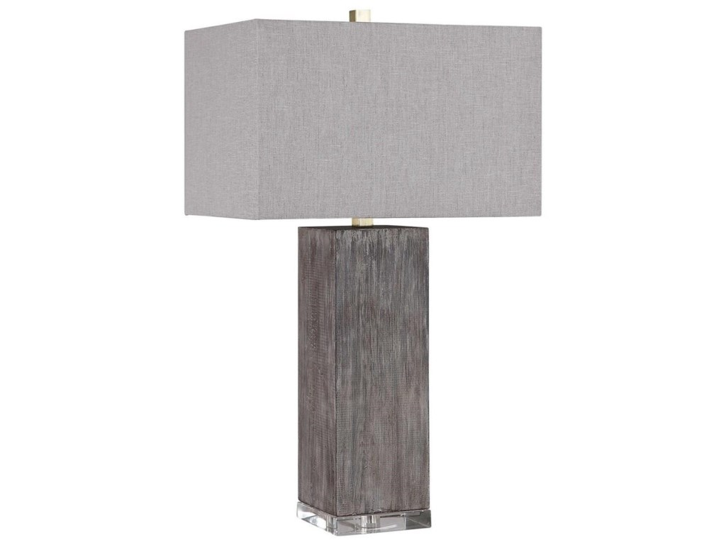 Uttermost Table LampsVilano Modern Table Lamp