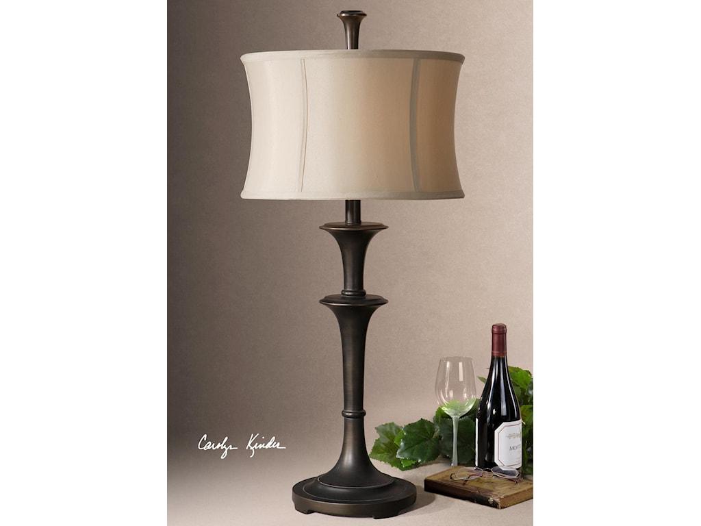 Uttermost Table LampsBrazoria