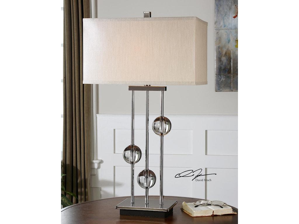 Uttermost Table LampsRodeshia Modern Lamp