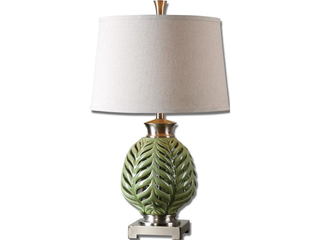 Uttermost Table LampsFlowing Fern