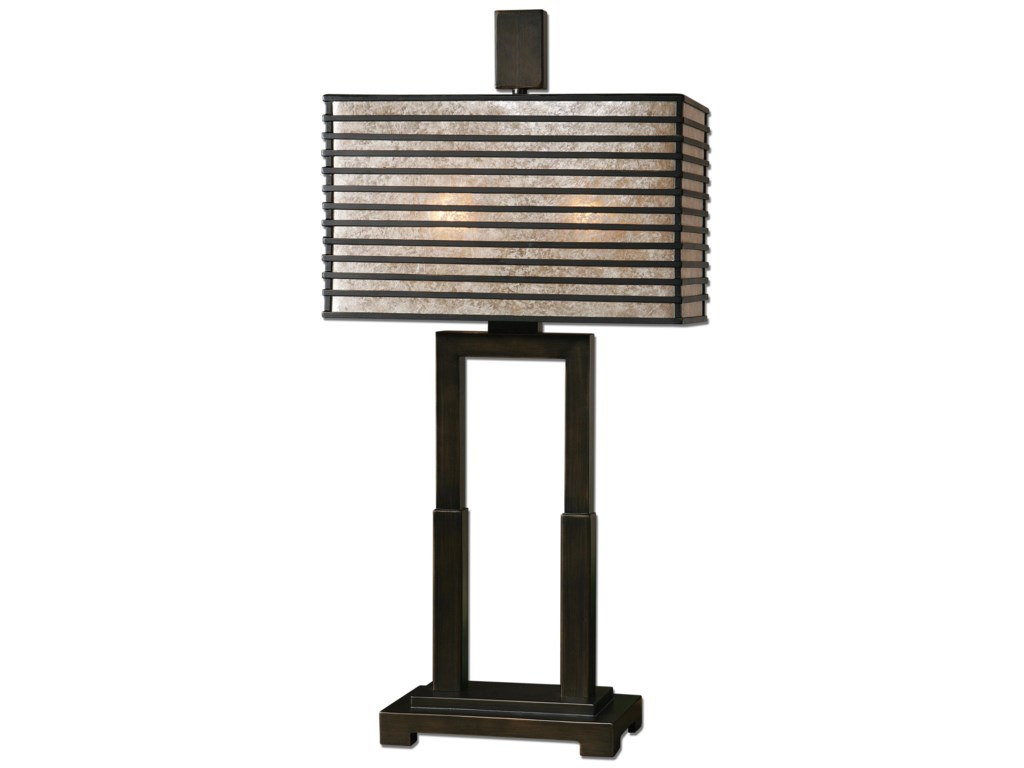 Uttermost Table LampsBecton