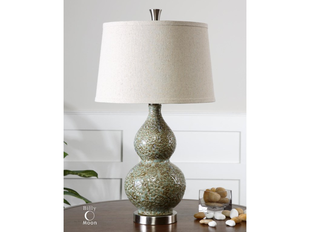 Uttermost Table LampsHatton Ceramic Lamp