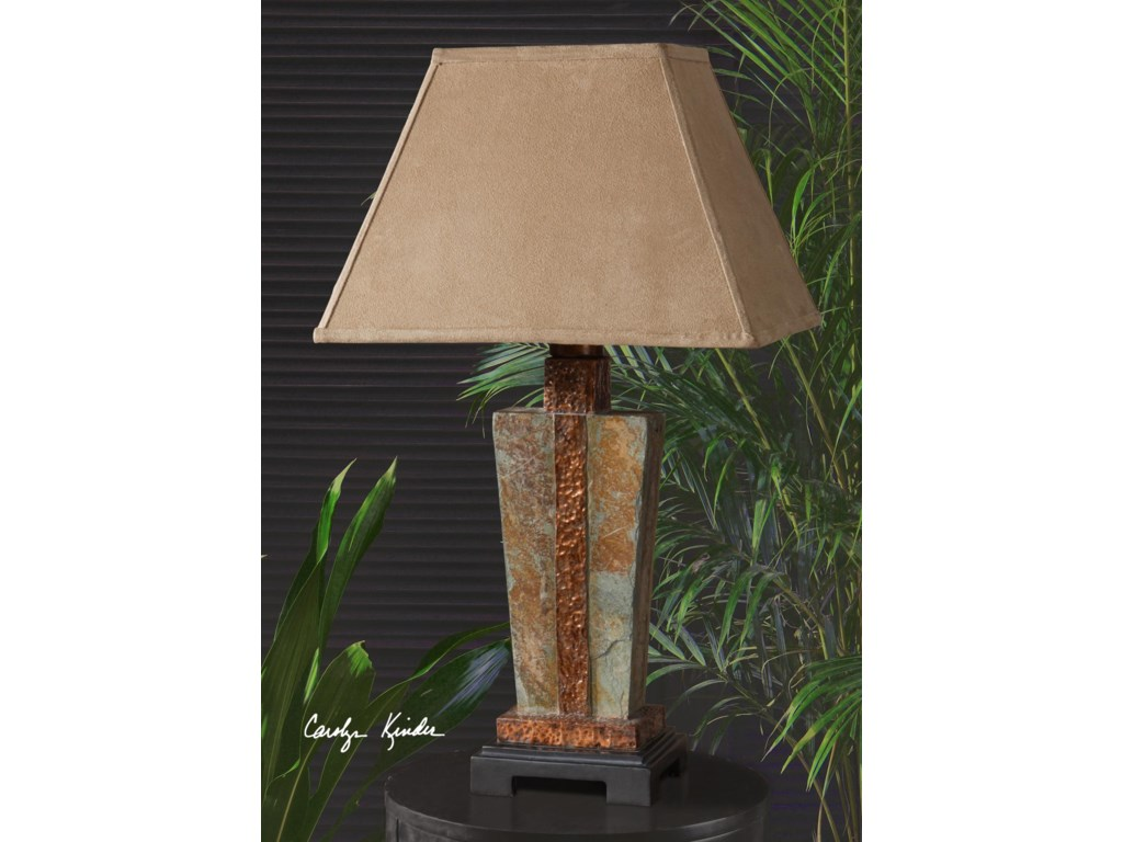 Uttermost Accent LampsSlate Accent