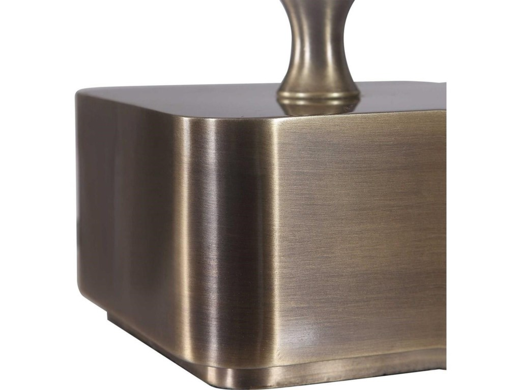 Uttermost Table LampsLuciana Brass Table Lamp