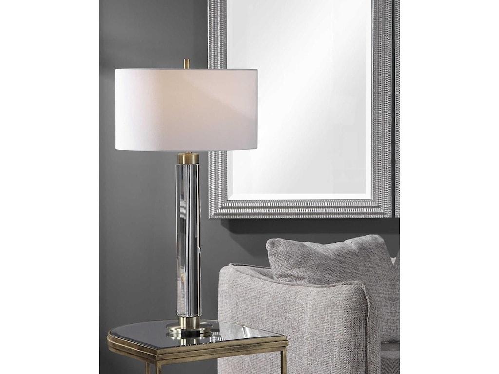 Uttermost Table LampsDavies Modern Table Lamp