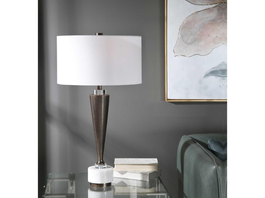 Uttermost Table LampsMerrigan Modern Table Lamp