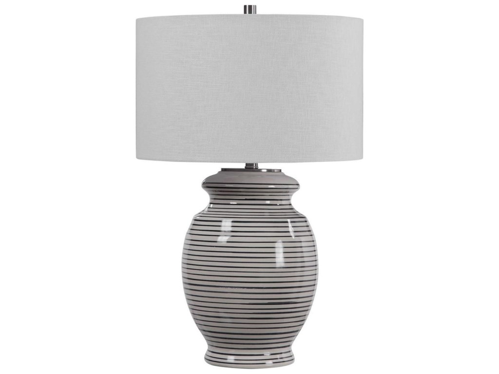 Uttermost Table LampsMarisa Off White Table Lamp
