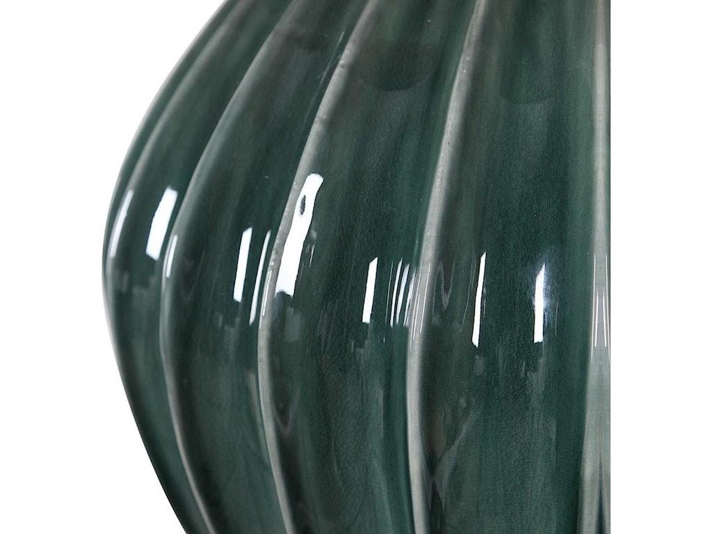 Uttermost Table LampsRhonwen Green Table Lamp