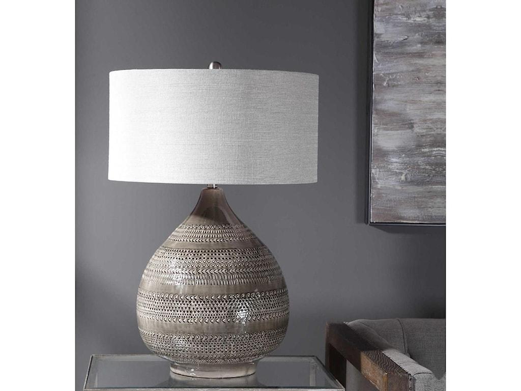 Uttermost Table LampsBatova Grand Table Lamp