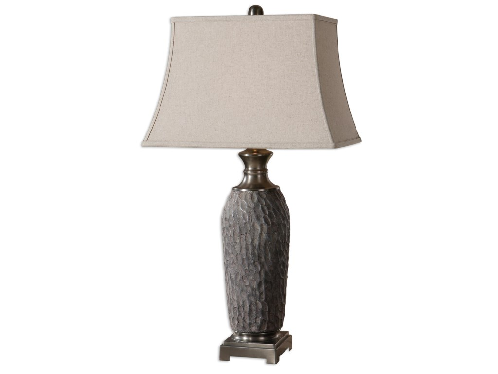 Uttermost Table LampsTricarico Textured Lamp