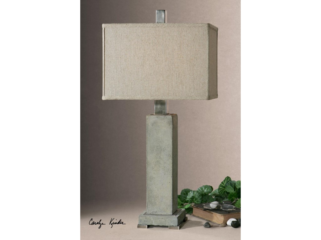 Uttermost Table LampsRisto
