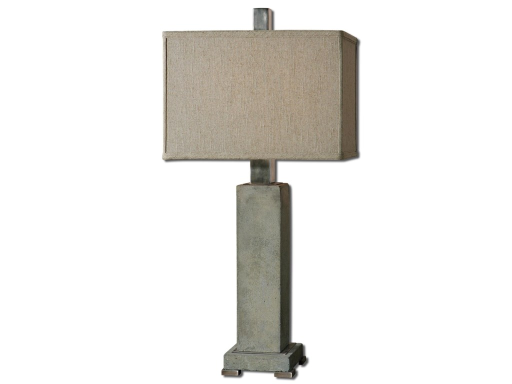 Uttermost Table LampsRisto