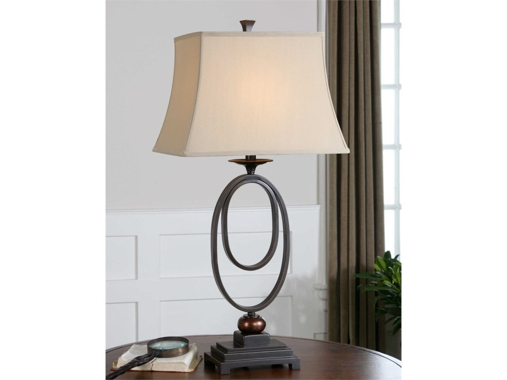 Uttermost Table LampsOrienta Table Lamp