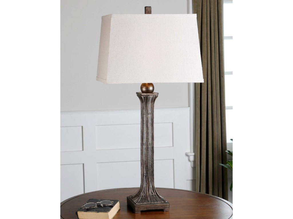 Uttermost Table LampsCoriano Table Lamp