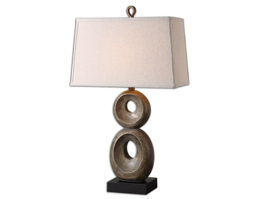 Uttermost Table LampsOsseo Aged Table Lamp
