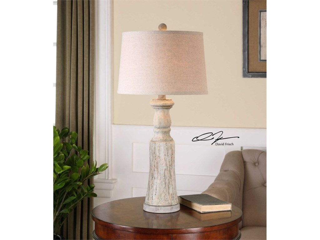 Uttermost Table LampsCloverly Table Lamp