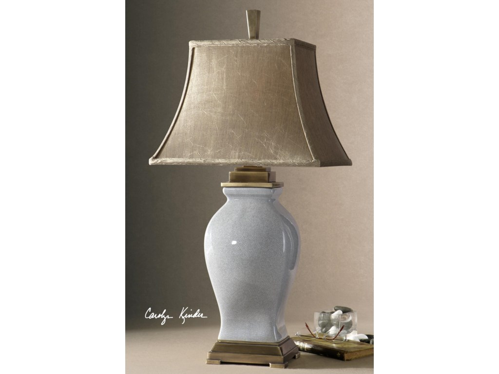 Uttermost Table LampsRory Blue Table
