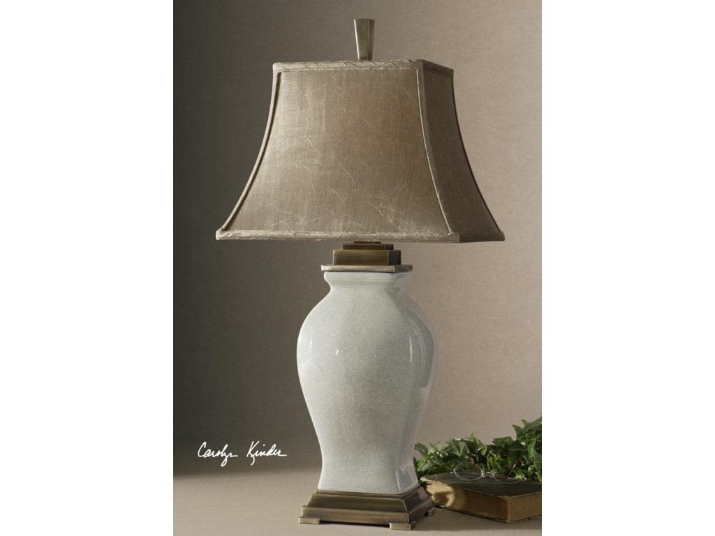 Uttermost Table LampsRory Ivory Table