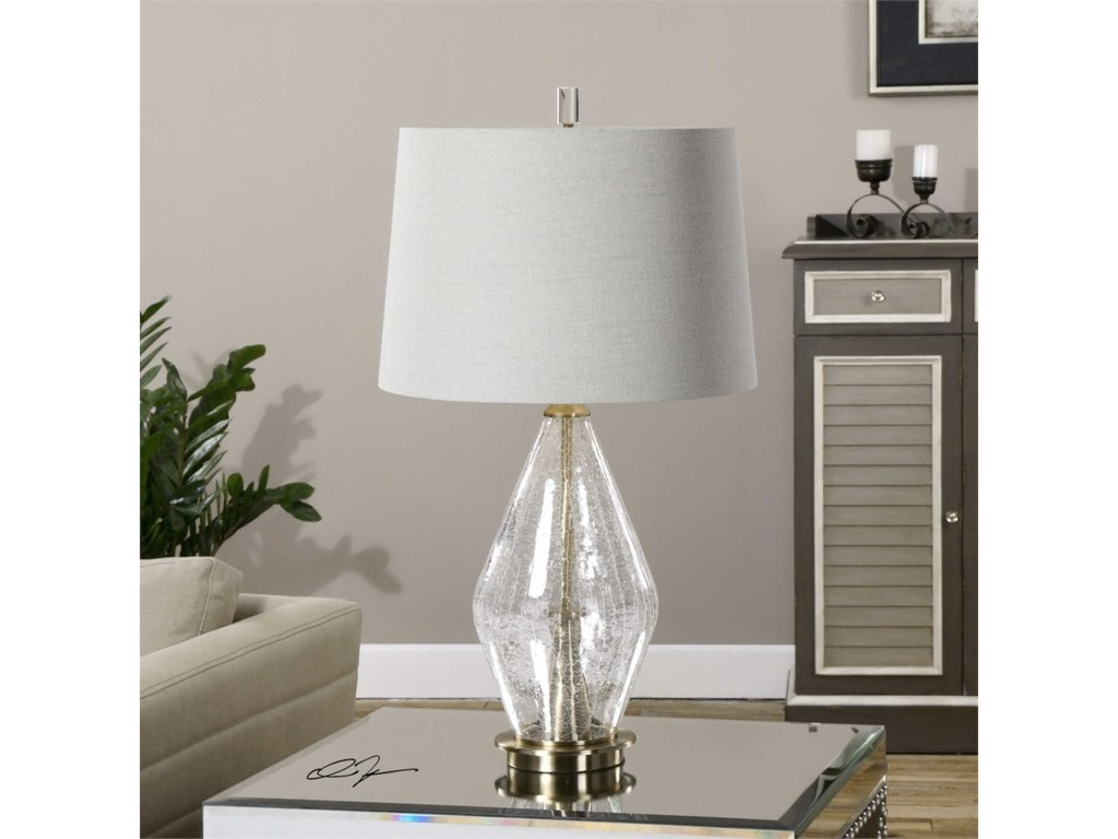 Uttermost Table LampsSpezzano Table Lamp