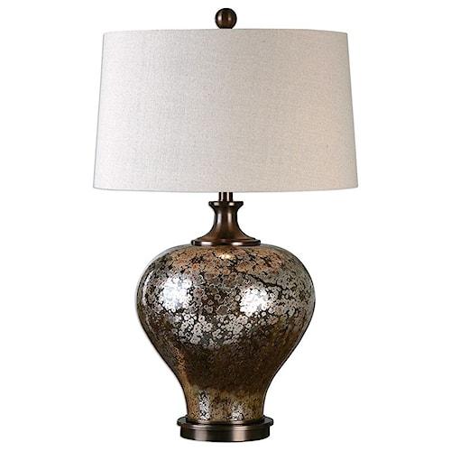 Uttermost Lamps Liro Table Lamp