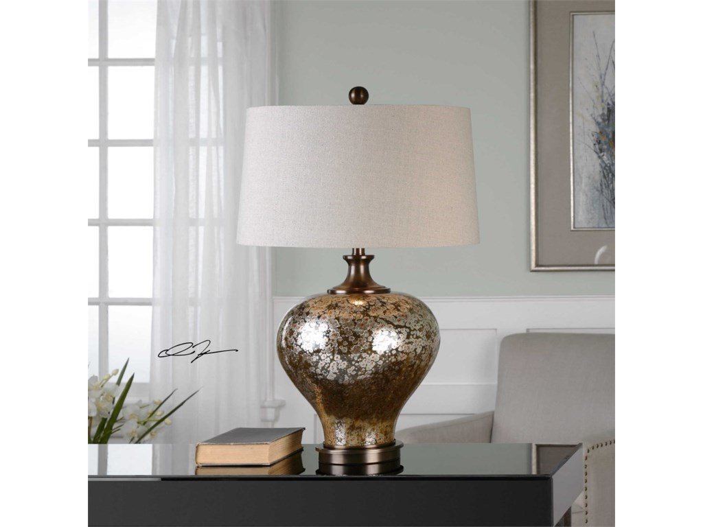 Uttermost Table LampsLiro Table Lamp