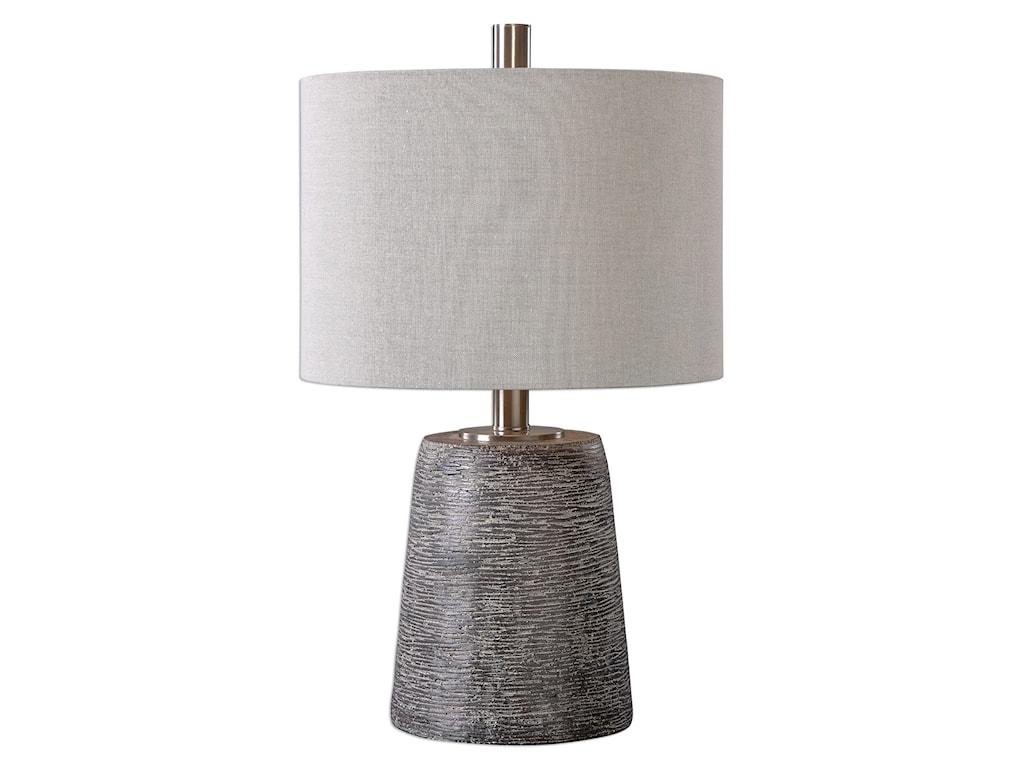 Uttermost Table LampsDuron Bronze Ceramic Lamp