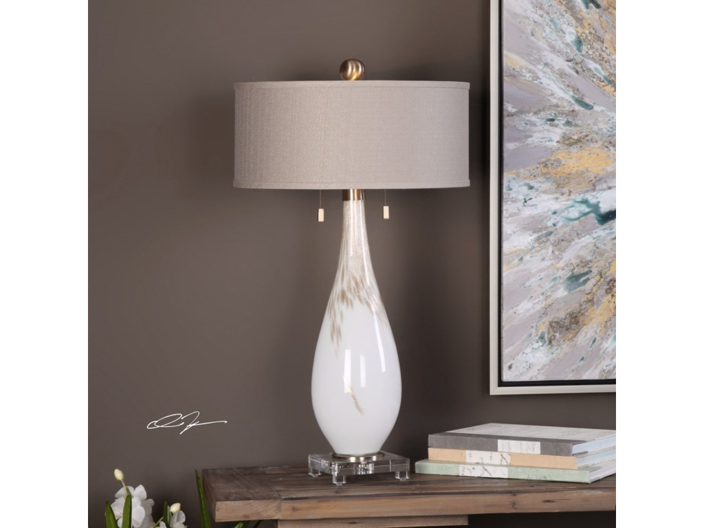 Uttermost Table LampsCardoni Table Lamp