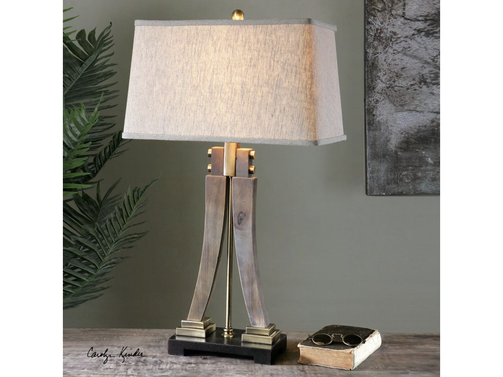 Uttermost Table LampsYerevan Table Lamp