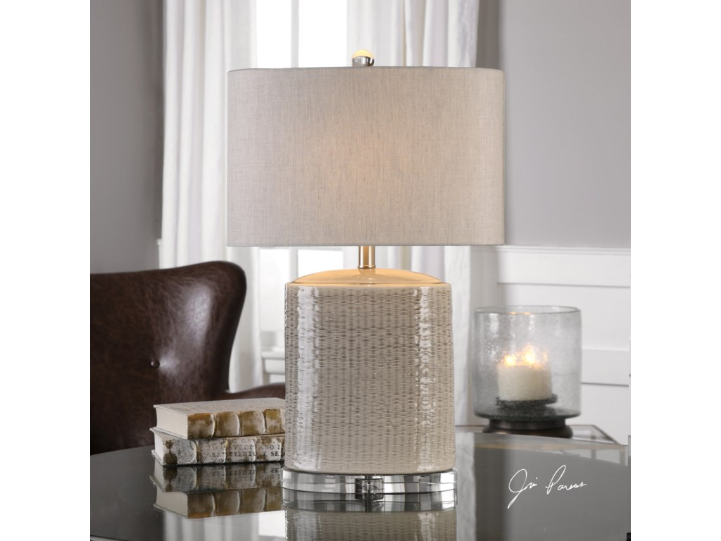 Uttermost Table LampsModica Table Lamp