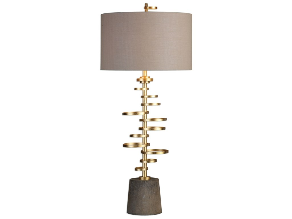 Uttermost Table LampsLostine Table Lamp