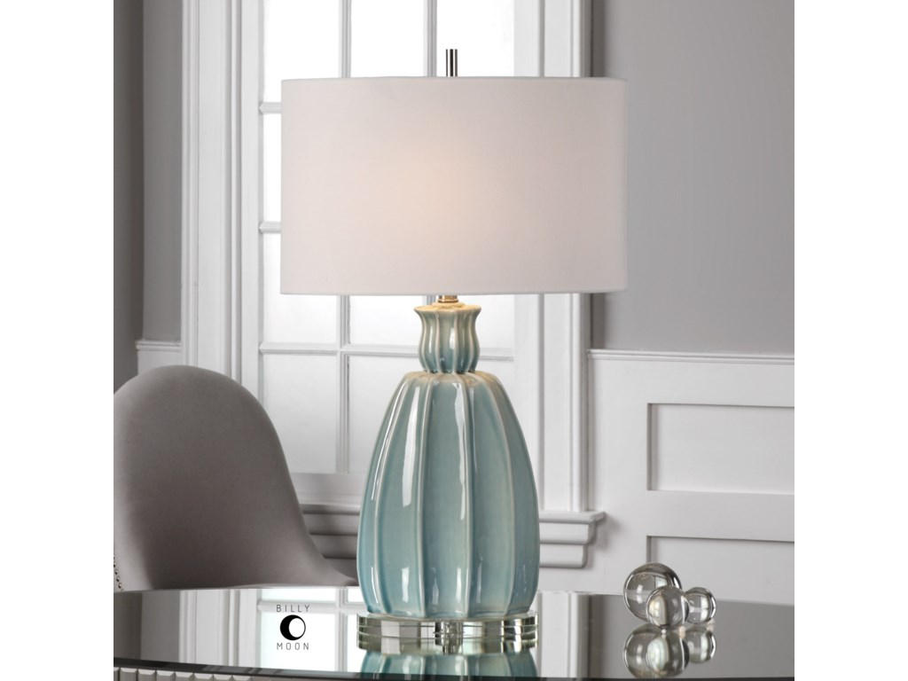 Uttermost Table LampsSuzanette Table Lamp